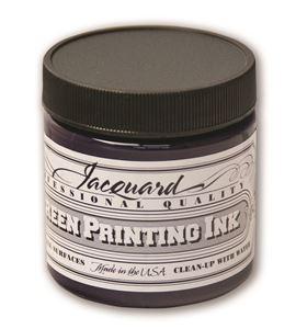 Tinta serigrafía profesional jacquard 118,29 ml violeta - JSI1108