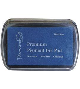 Tampón de tinta de secado lento - azul oscuro - 28990376_PF