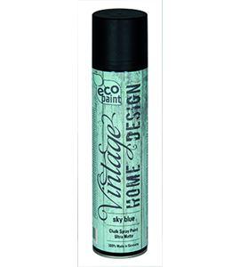 Spray pintura chalk paint ultra mate 400 ml azul cielo - AM-525275