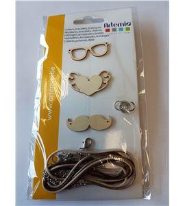 Juego de collares y pulseras - 14001736