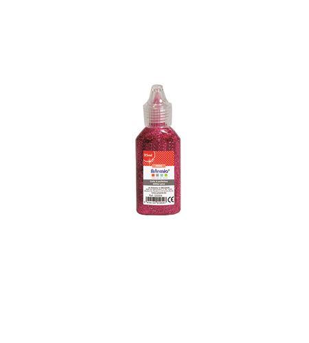 Cola con purpurina - rosa - GG004