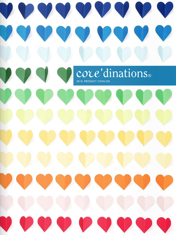 Catálogo COREDINATIONS