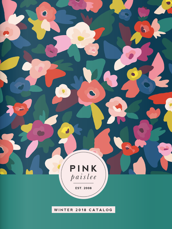 Catálogo PINK PAISLE